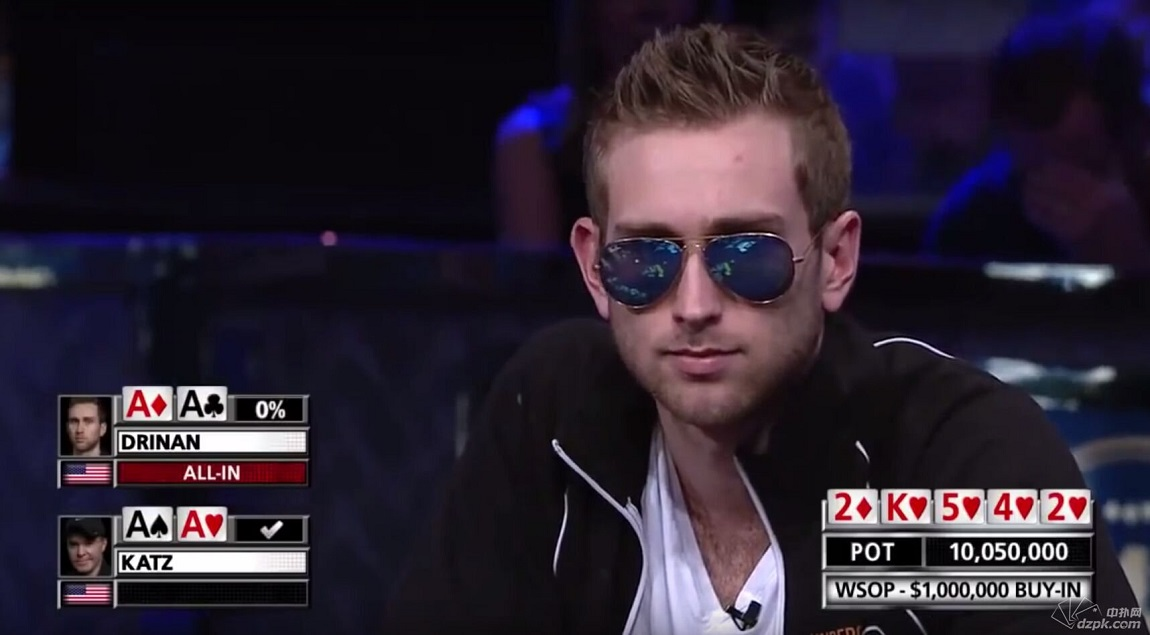 What's more important in poker: luck, talent, or hard work?
