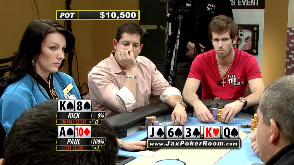 Jax50K Poker Cash Game