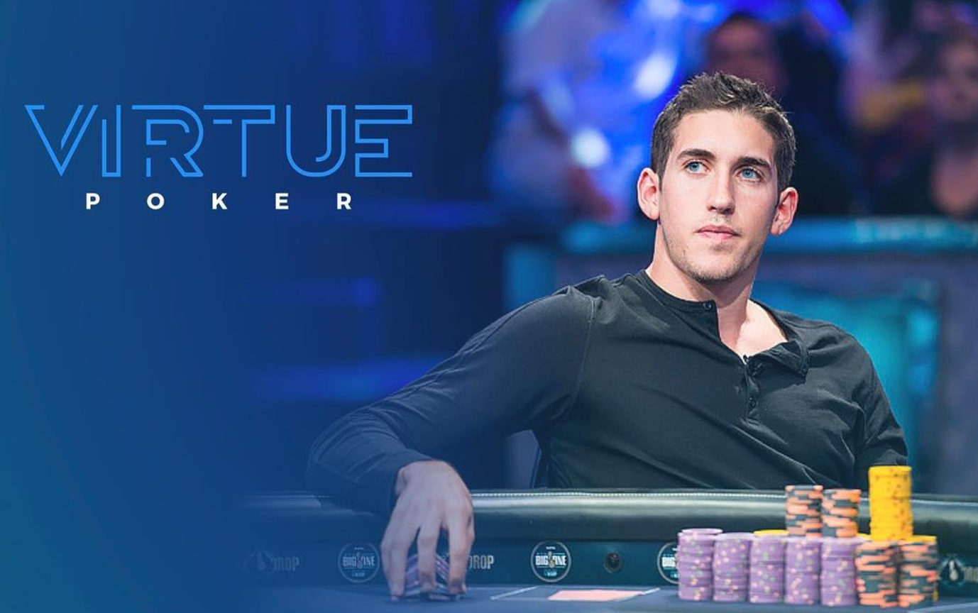 Virtue Poker: Poker Room of the Future on Blockchain