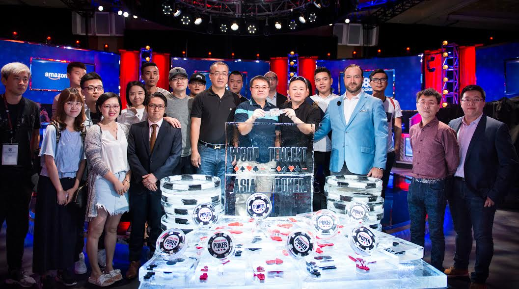 WSOP goes to China in December 2017!