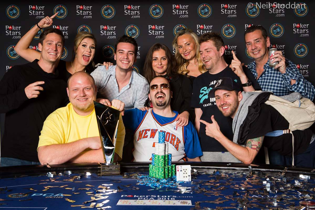 The Best Poker Players in 2017. PokerDiscover version.