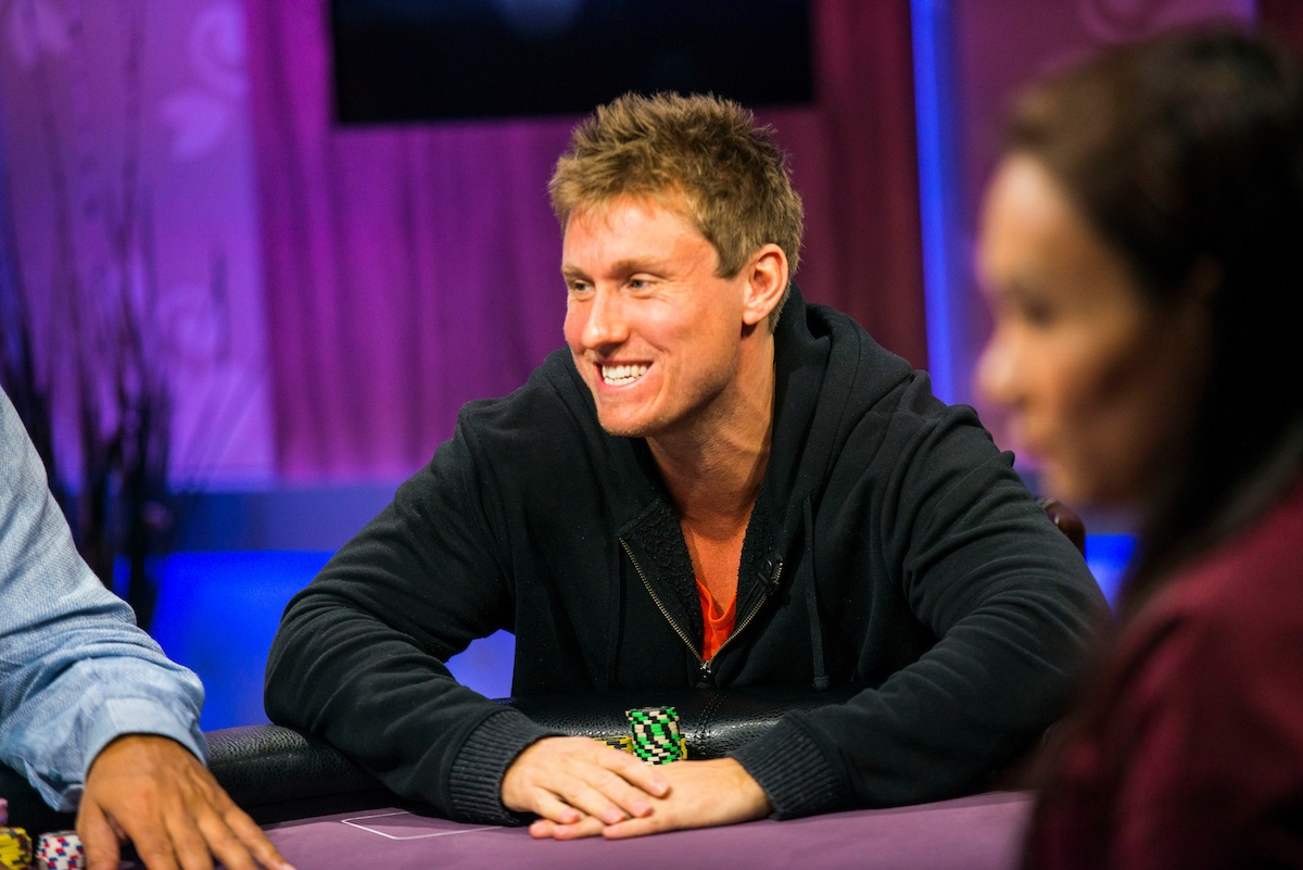 Matt Kirk won almost $1,000,000 in big cash game at Party Poker