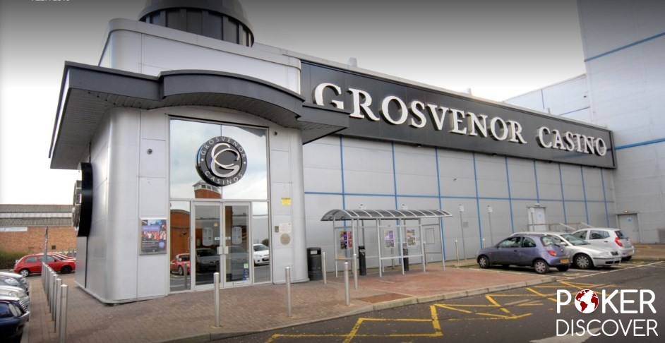 grosvenor casino great yarmouth upcoming events