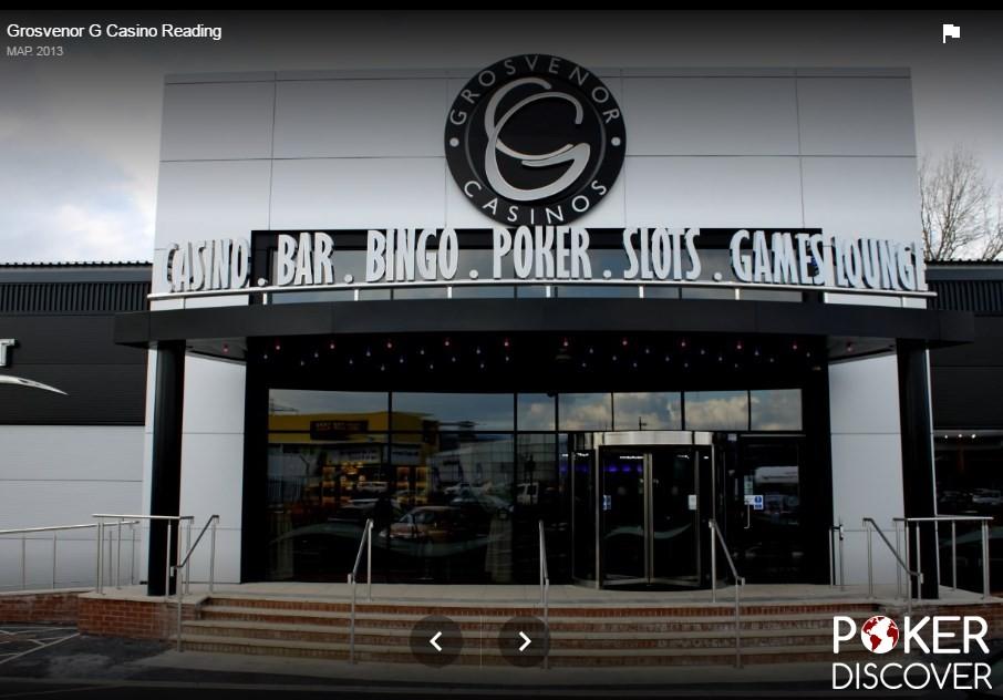 Grosvenor casino food menu reading