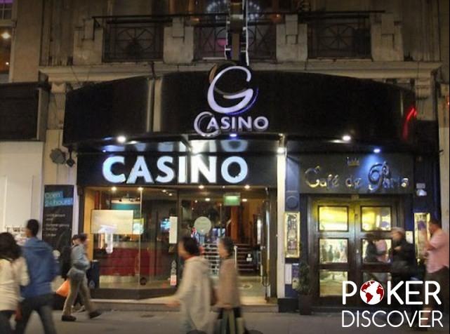 Grosvenor G Casino Piccadilly Poker Club In London