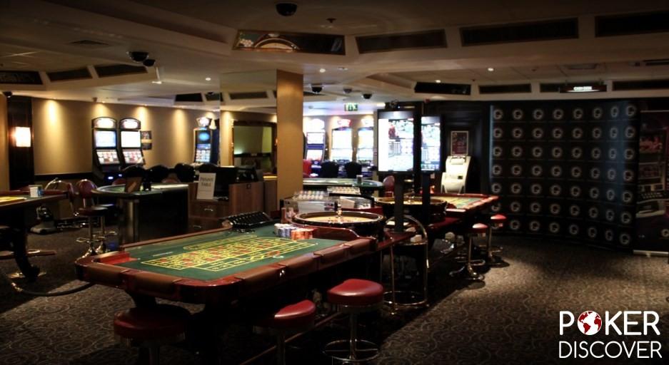 grosvenor casino victoria poker tournaments