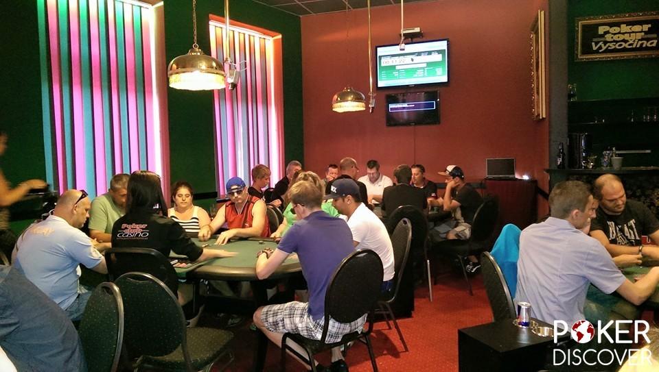 Poker Club Casino Policka
