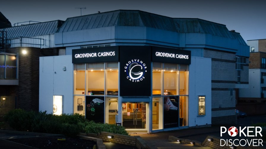 Grosvenor casino northampton poker