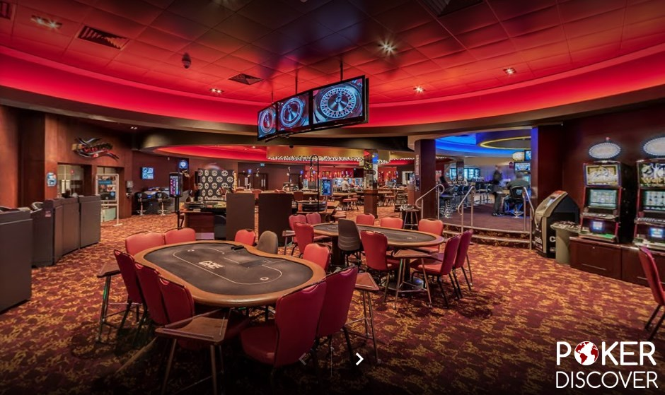 Genting club sheffield poker roulette marque tente