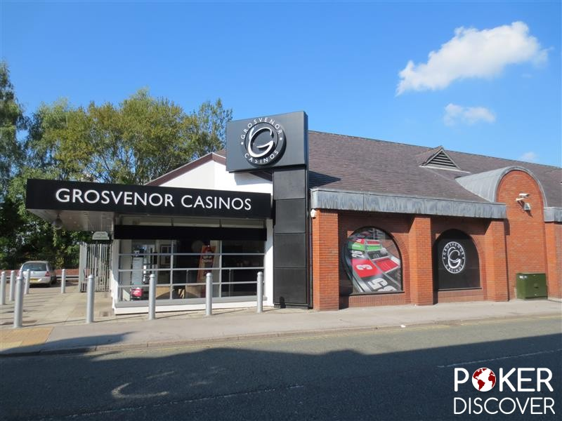 grosvenor g casino manchester poker schedule