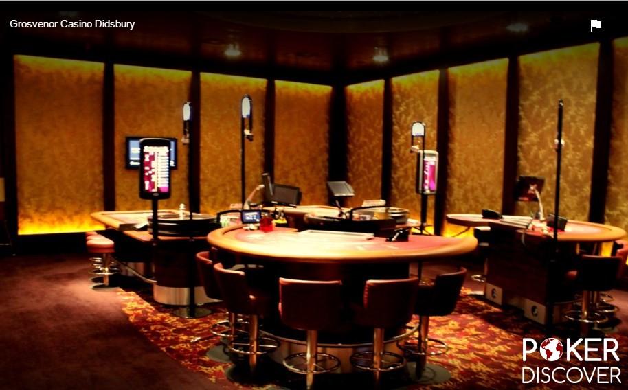 Grosvenor G Casino Didsbury Poker Club In Manchester