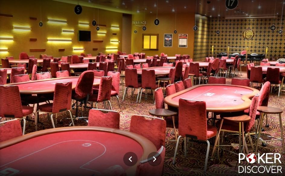 G casino manchester live poker schedule