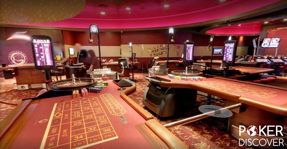 Casino G Poker Club Bucuresti