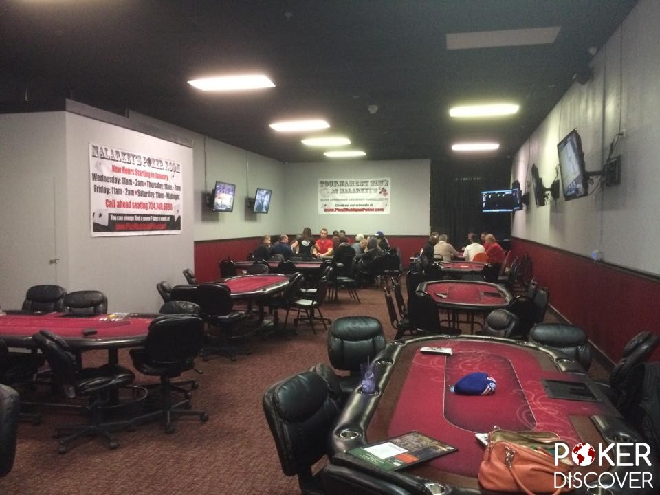 New Charity Poker Rooms Michigan