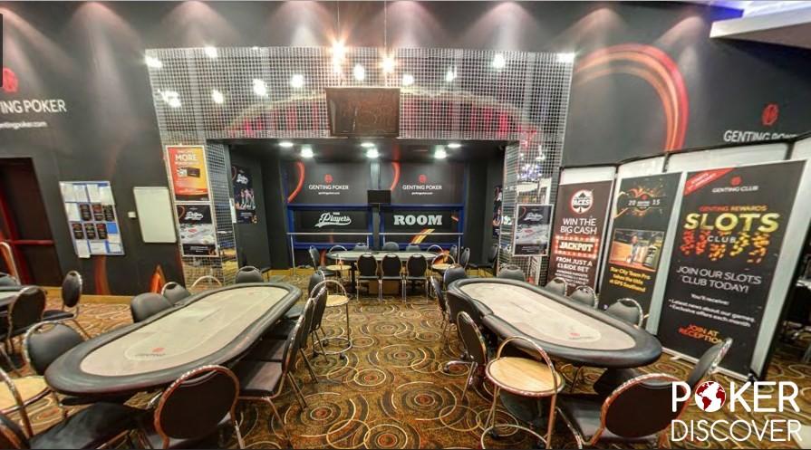 Star City Poker Results