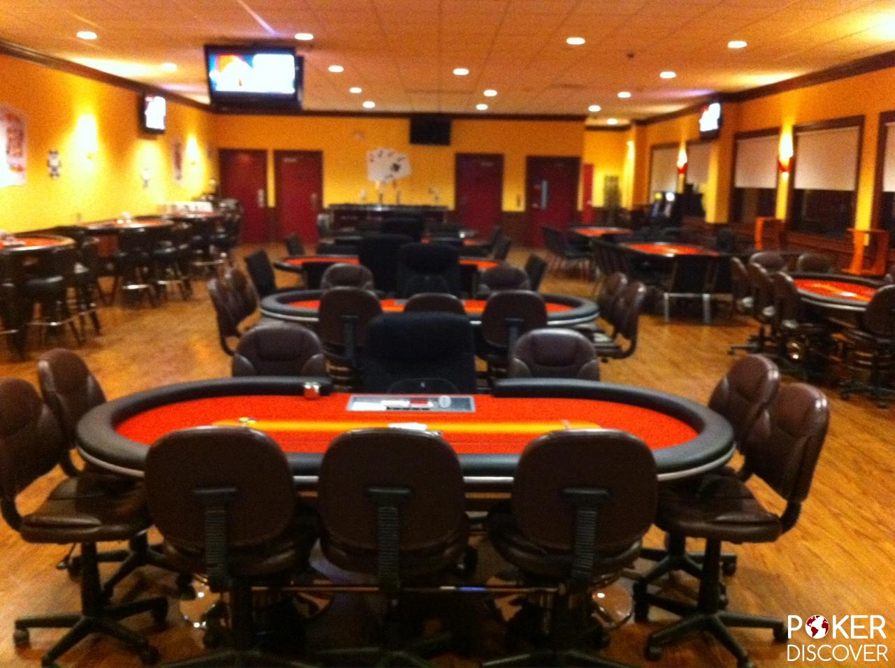 Sterling Bistro Charity Poker Room