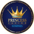 Nymphes Princess Casino logo