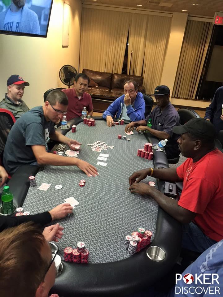 Mansfield gemini poker club