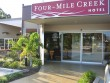 Four Mile Creek Hotel logo