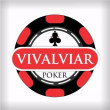 Vivalviar Poker Club logo