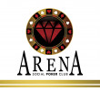 Arena Poker Club logo