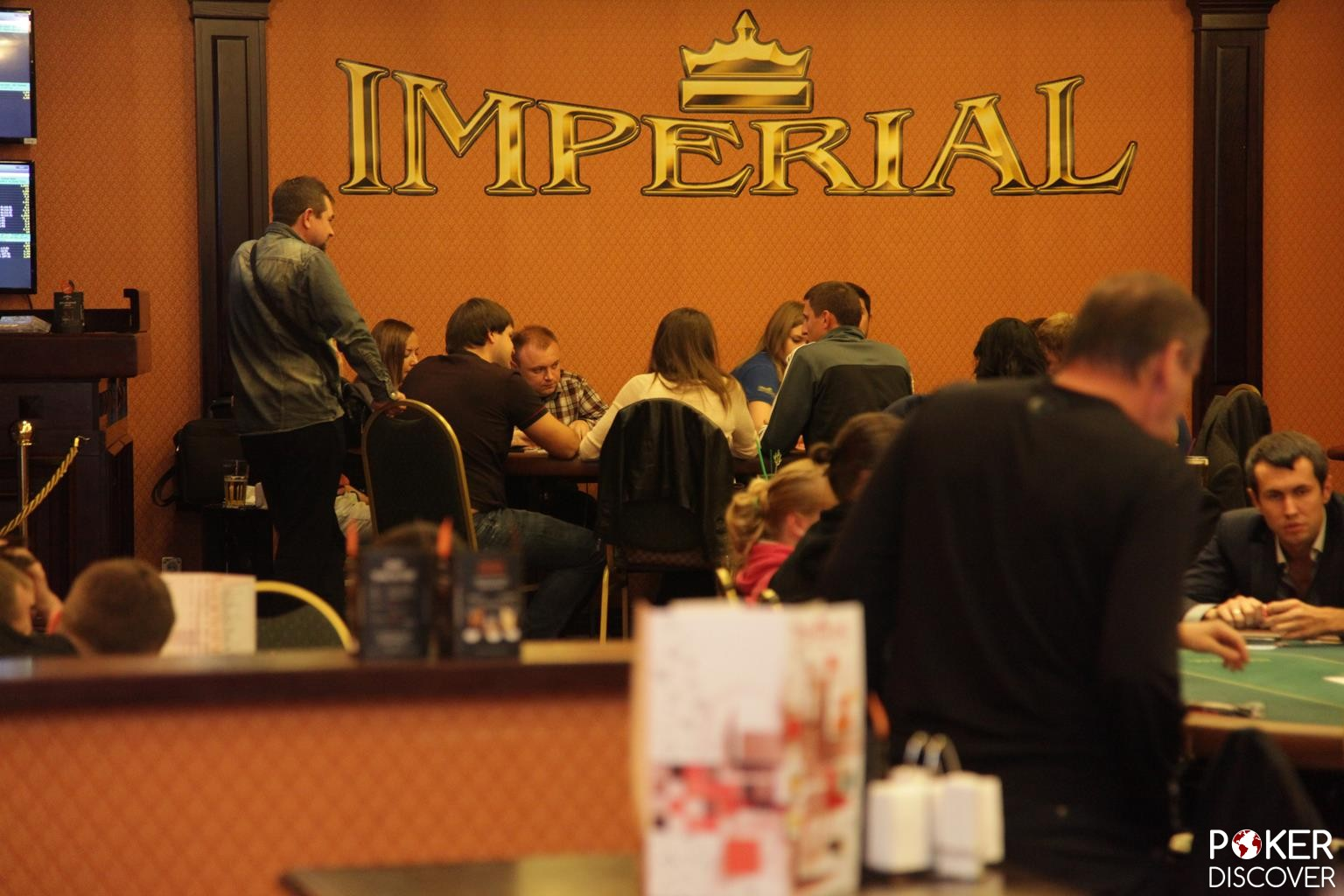 New imperial poker club what does it mean to wear a poker face