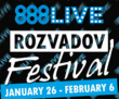 26 Jan - 6 Feb 2017 -   888Live King's Festival